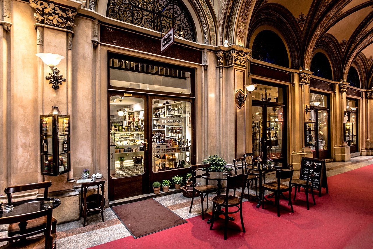 The Best Cafés and Coffee Houses in Vienna