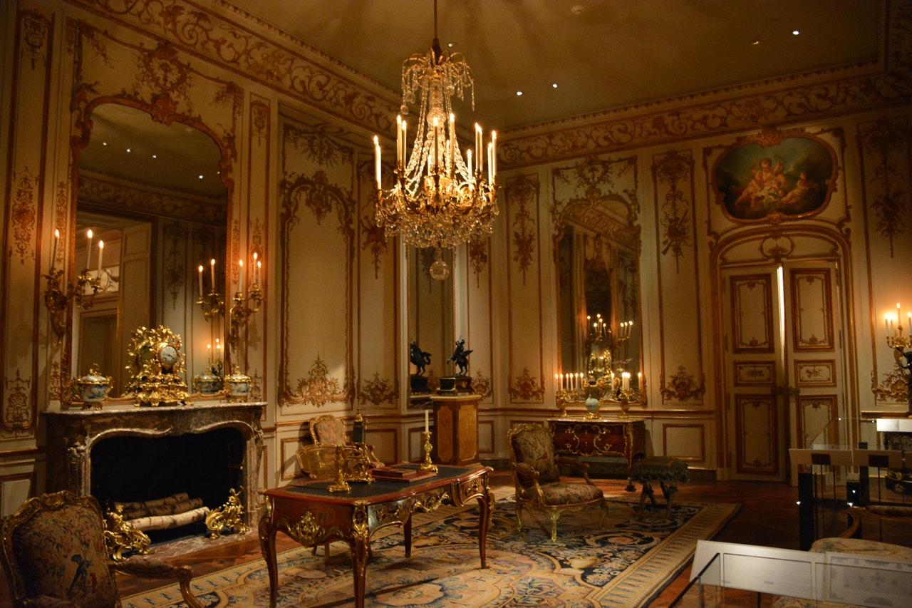Das Kreuzherren Palais in Wien