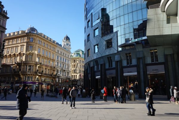 Shopping Streets Vienna