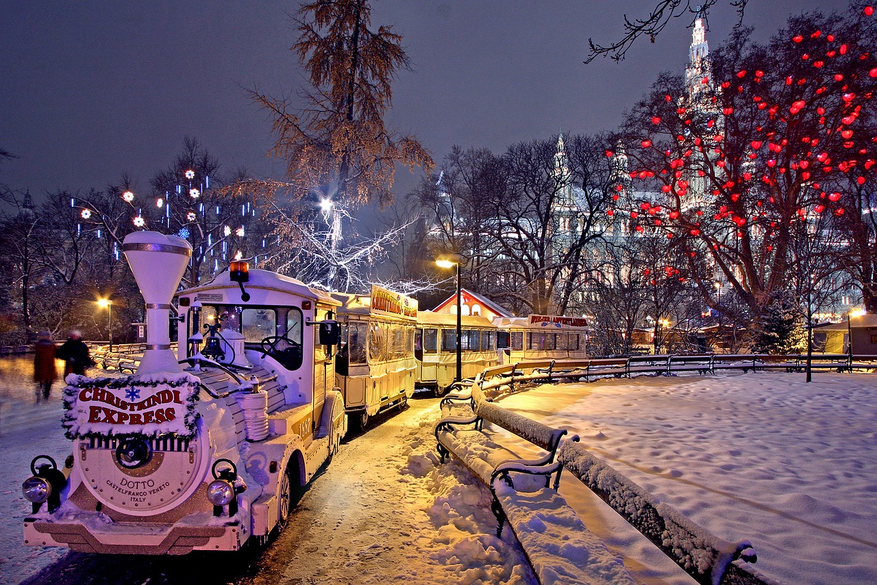 Christmas Markets 2021 in Vienna