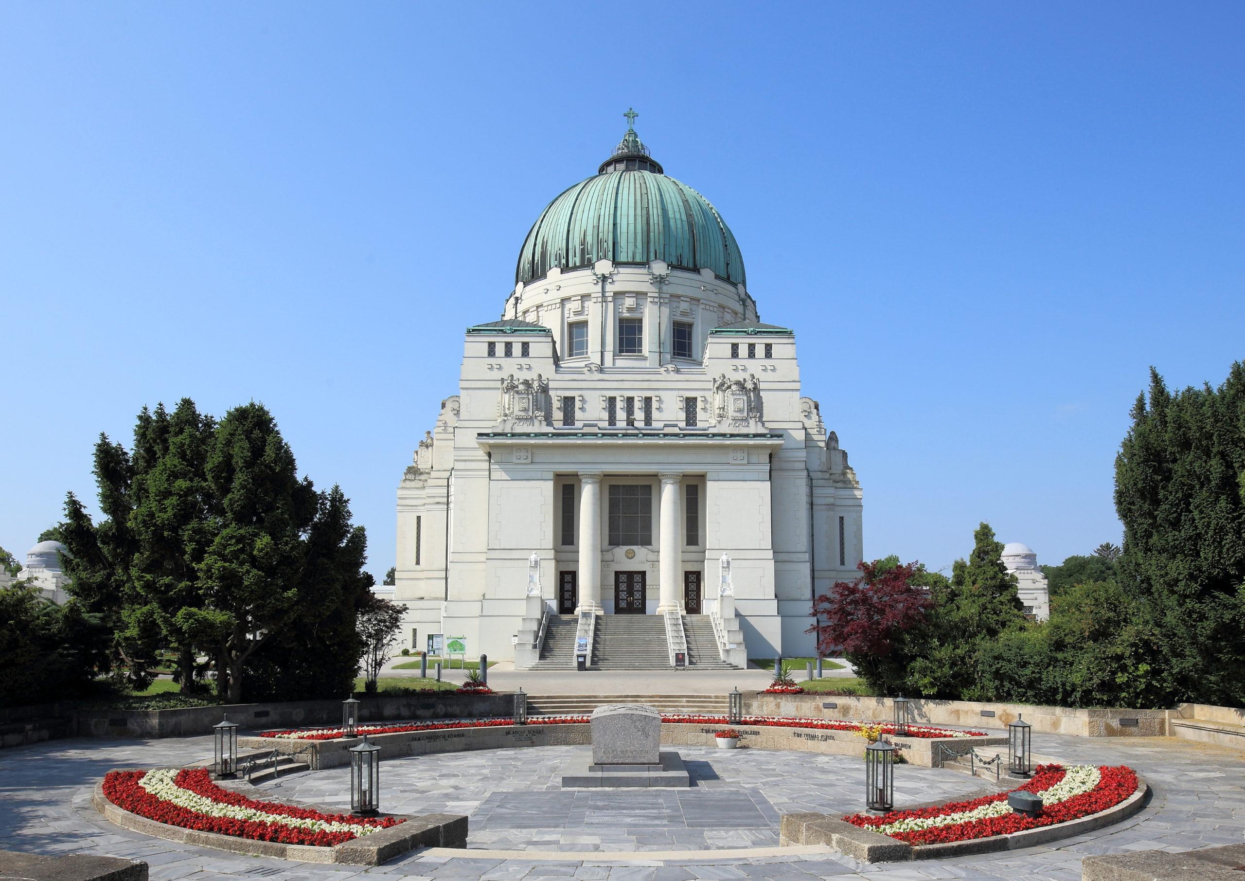 Der Zentralfriedhof