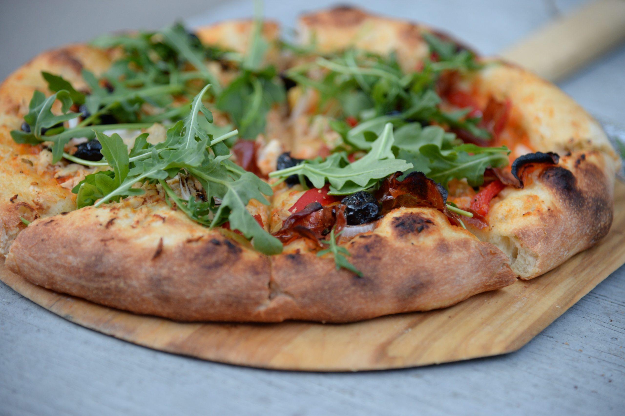 Die beste Pizza in Wien