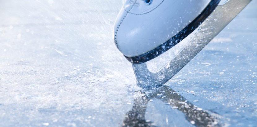 Eislaufen in Zeiten von Corona