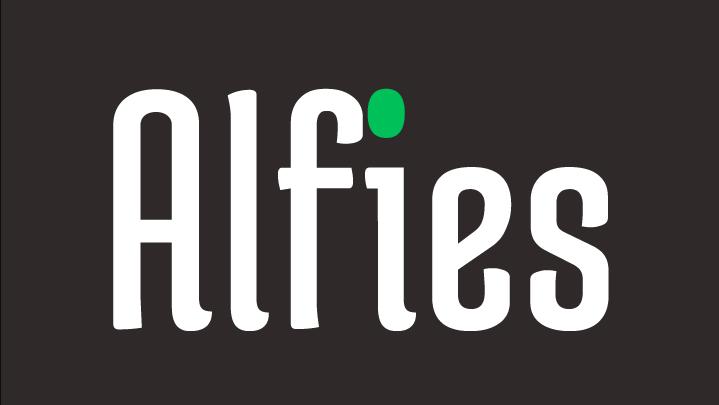 Alfies Logo